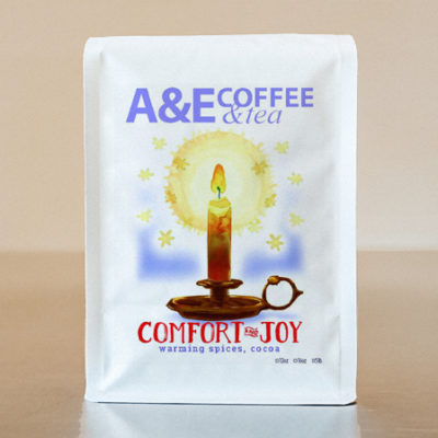 Comfort and Joy Holiday Coffee